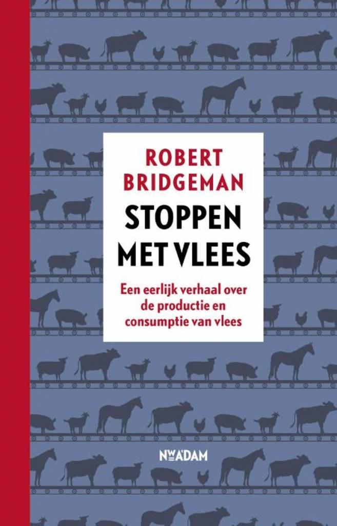 Stoppen met vlees boek