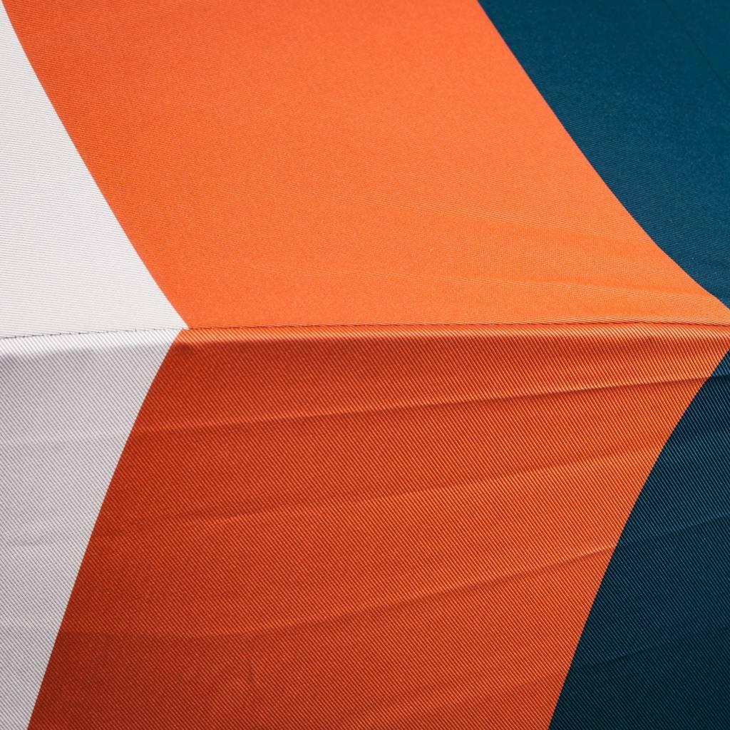 Francesco Maglia Francesco Maglia Kofferschirm – Gene – Orange & Navy