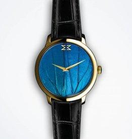 Maximilian Mogg Khamama Blue 1874 Timepiece