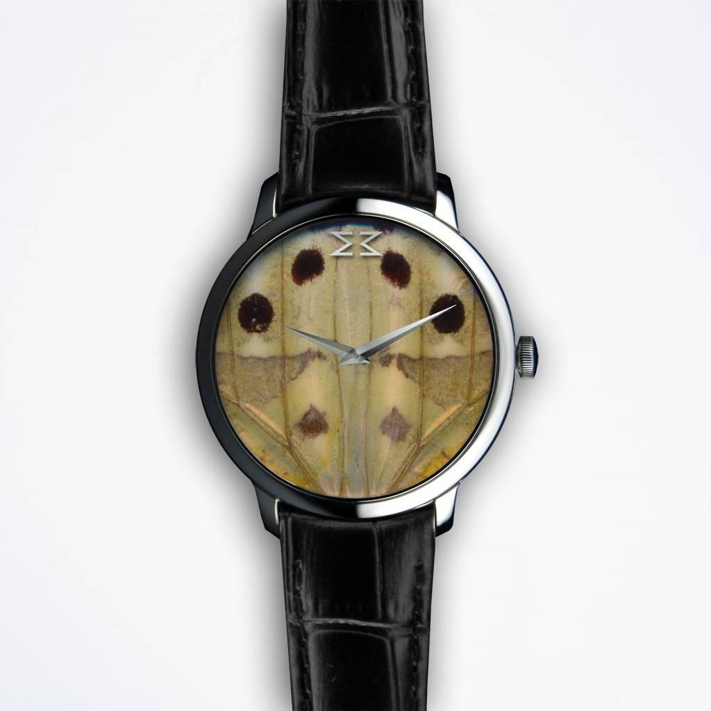 Maximilian Mogg Perlfarbene Dresswatch