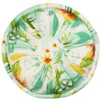 Pacific flower pouf