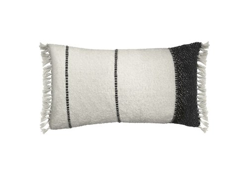 Berber offwhite cushion