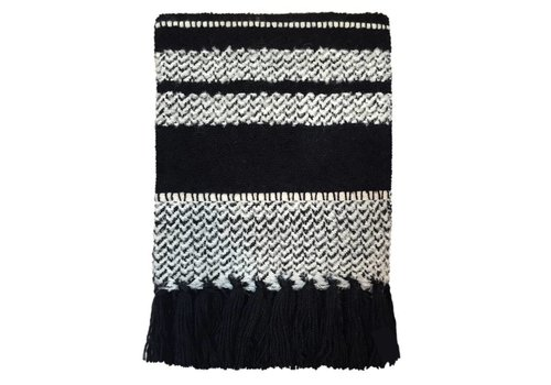 Berber basalt throw