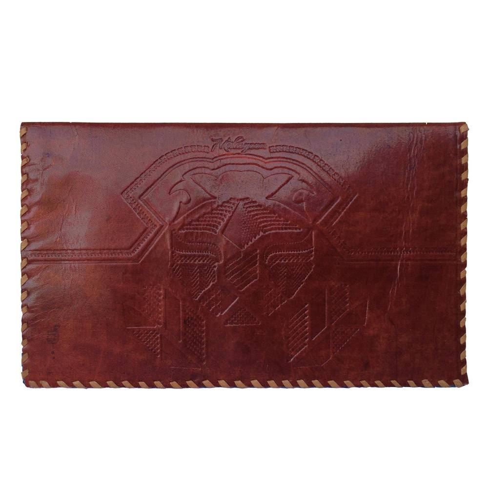 e9276fdb807 Leather travel document wallet
