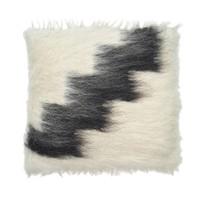 Cushion 100% wool stairway 50x50