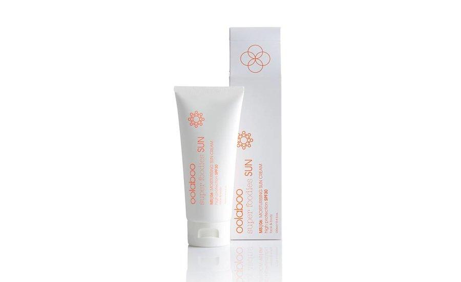 moisturizing sun cream (spf 30)