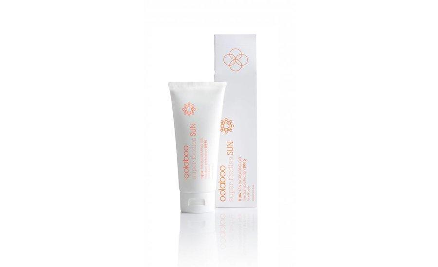 tan increasing gel (spf 15)  100 ml