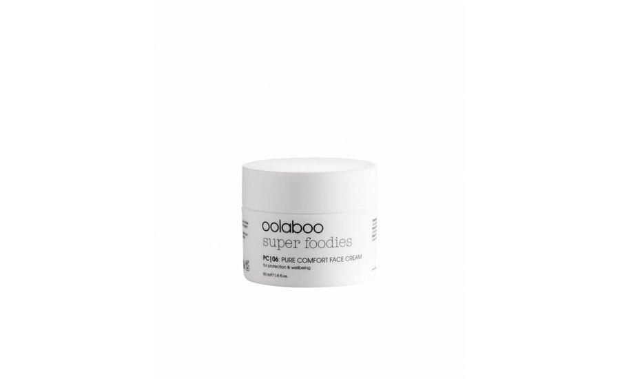 pure comfort face cream