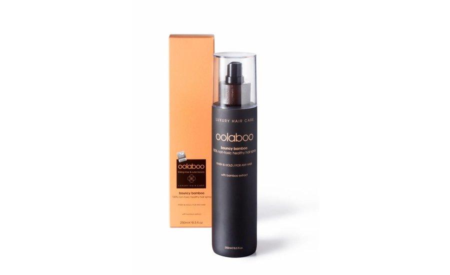 bouncy bamboo healthy hair spray  250 ml