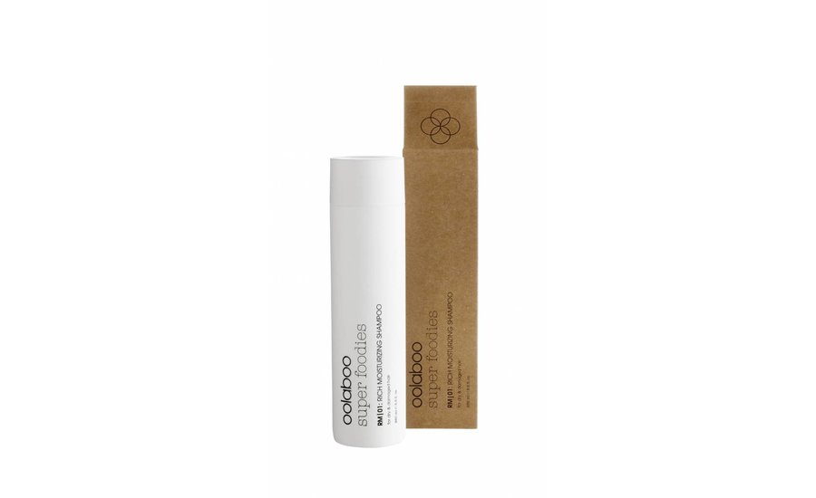 rich moisturizing shampoo  250 ml