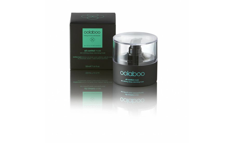 oil control mask  50 ml