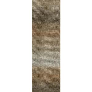 Lang Yarns Jawoll Magic 167  Donkerbruin/bruin