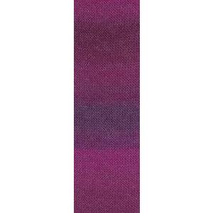 Lang Yarns Jawoll Magic 66  Fuchsia/roze