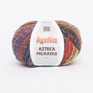 Azteca Milrayas 713 groen/oranje/blauw/grijs