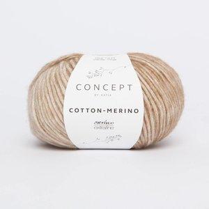 Cotton-Merino plus 303 Beige