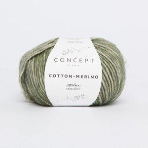 Cotton-Merino plus 302 Groen