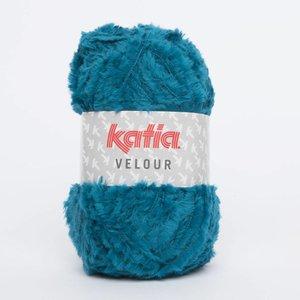 Katia Velour 78 Turquoise