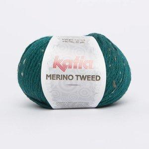 Katia Merino Tweed 311 Smaragdgroen
