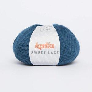 Katia Sweet Lace 16 Groenblauw