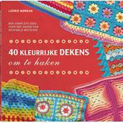 40 Kleurrijke dekens om te haken