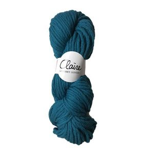 byClaire byClaire Chunky Cotton 007 Petrol