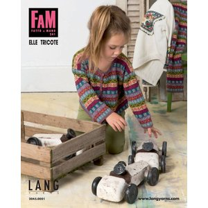 Lang Yarns FaM Fatto A Mano 241 Elle Tricote kinderen