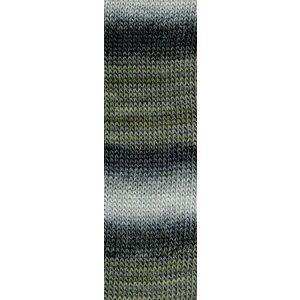 Lang Yarns Mille Colori Socks & Lace 24 grijs/bruin