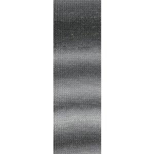 Mille Colori Socks & Lace Luxe 03 grijs
