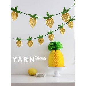 Pineapple Garland - Yarn 3