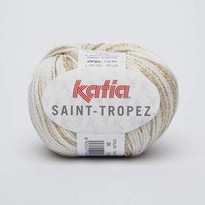 Katia Saint Tropez 96 Ecru-Goud