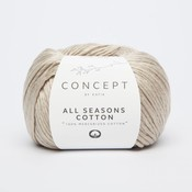 All Seasons Cotton 17 Beige