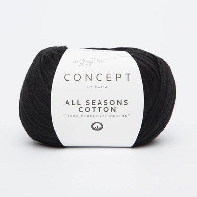 All Seasons Cotton 2 Zwart