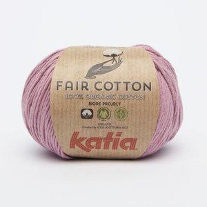 Fair Cotton 15 Medium bleekrood
