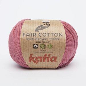 Fair Cotton 14 Framboosrood