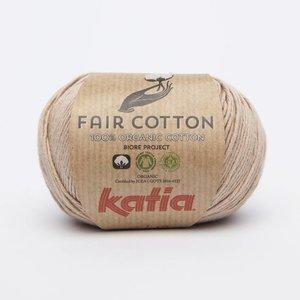 Katia Fair Cotton 12 Sepiabruin