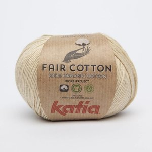 Katia Fair Cotton 10 Licht beige
