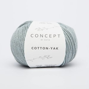 Cotton-Yak 110 Hemelsblauw