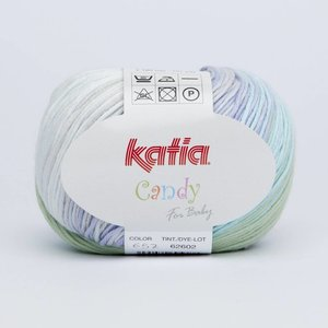 Katia Candy 657 Groen-Grijs-Blauw
