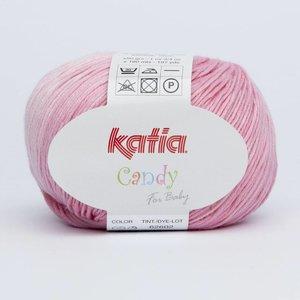 Katia Candy 650 Bleekrood