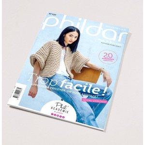Phildar Dames catalogus 137 herfst/winter 2016-2017 beginners