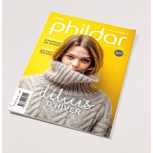 Phildar Mini catalogus 652 dames herfst/winter 2016/17