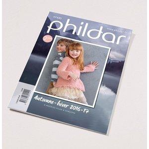 Phildar Mini catalogus 650 kinderen herfst/winter 2016/17