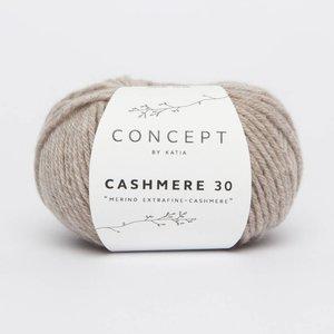 Katia Cashmere 30 beige (201)
