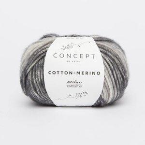 Cotton-Merino plus grijs (206)