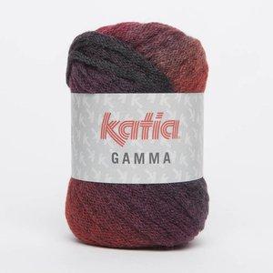 Katia Gamma Rood/Grijs/Zwart (58)