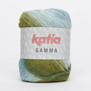 Katia Gamma Blauw/Groenblauw/Pistache (56)