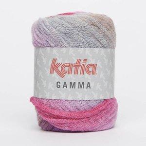 Katia Gamma Bleekrood/Lichtroze/Medium Bleekrood (53) op = op