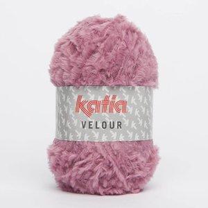 Katia Velour Medium Bleekrood (69)