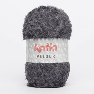 Katia Velour Donkergrijs (68)
