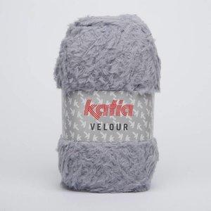 Katia Velour licht grijs (64)